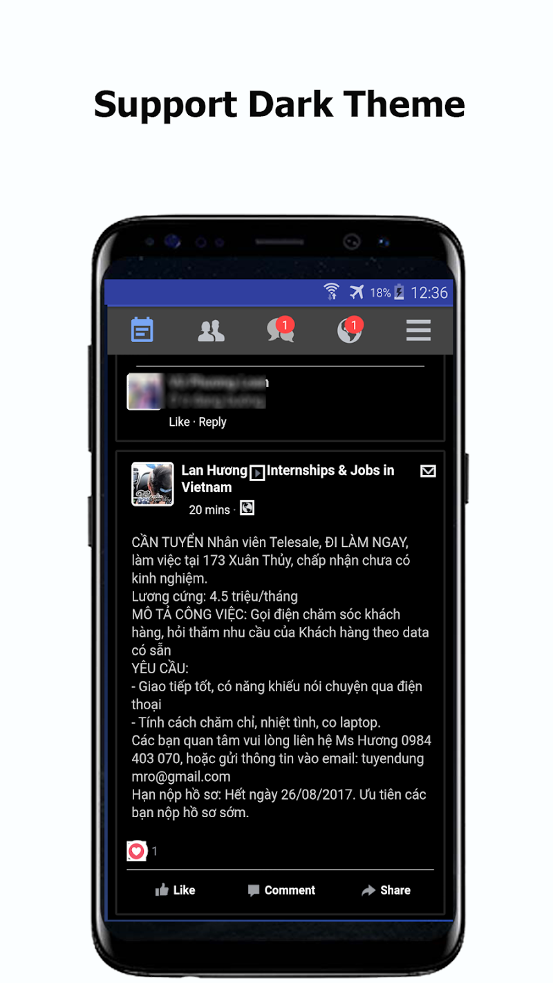 Faster for Facebook Lite v5.2 Pro