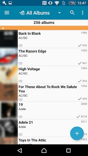 CLZ Music - Music Database 4.8.1 screenshots 2