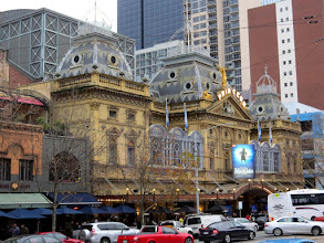 Photo: Melbourne - Spring St. , Princess Theatre