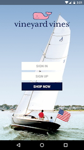 vineyard vines- screenshot thumbnail