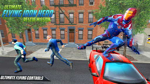 Ultimate KungFu Superhero Iron Fighting Free Game 1.35 screenshots 3