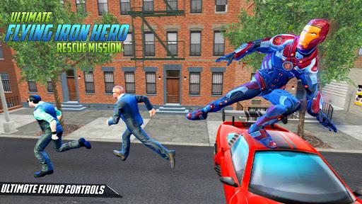 Ultimate KungFu Superhero Iron Fighting Free Game 1.35 com.Grand.kungfu.ring.battle.flying.iron.robot.fight apkmod.id 3