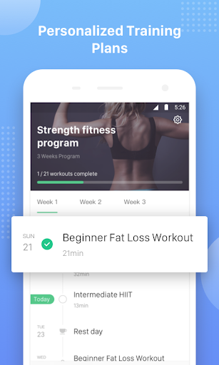 Keep Trainer - Workout Trainer & Fitness Coach hack tool