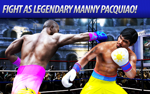 Real Boxing Manny Pacquiao App Latest Version Download For Android and iPhone 6