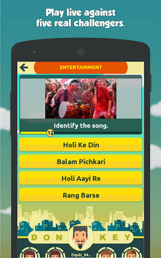 Donkey Quiz: India's Quiz Game screenshot 17