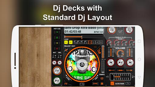 DiscDj 3D Music Player - Dj Mixer  screenshots 4