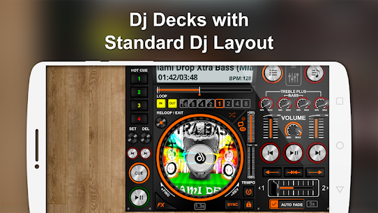 DiscDj 3D Music Player – 3D Dj Music Mixer Studio App Download For Android 4
