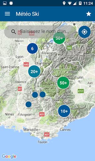 Mu00e9tu00e9o-France Ski et Neige 3.0.5 screenshots 1