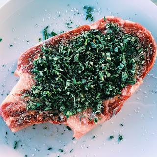 Tuscan Grilled Ribeye