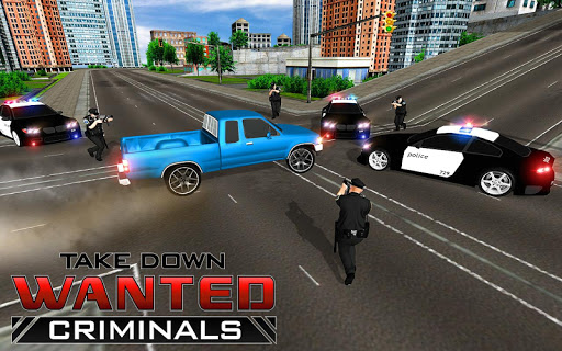 US Police Simulator Crime City Cop Car Driving Latest Version APK 3