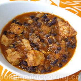 Jamaican Chicken Stew.