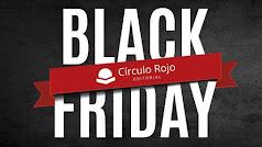 Cartel del Black Friday de Circulo Rojo