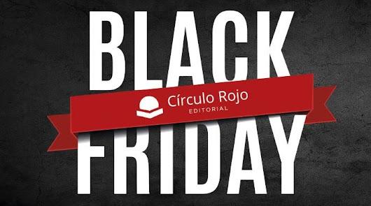 Círculo Rojo se une al 'Black Friday'