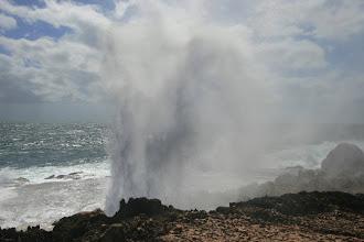 Photo: Blow Hole