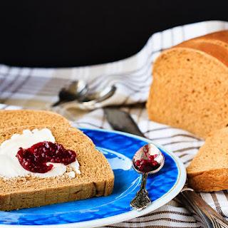 Icelandic Brown Bread.