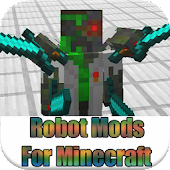 Robot Mod For Minecraft