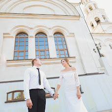 Wedding photographer Anastasiya Solokhina (solohina). Photo of 22.10.2016