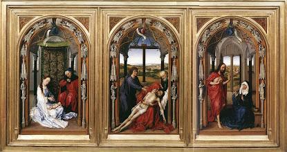 Photo: Miraflores Altarpiece, c. 1440