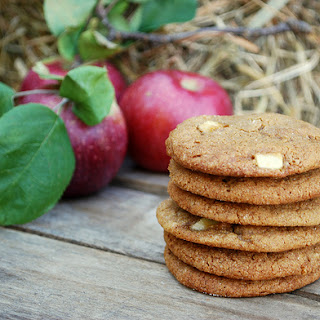 Apple Molasses Cookies