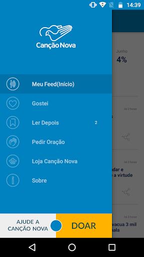 Canção Nova 1.0.3 screenshots 2