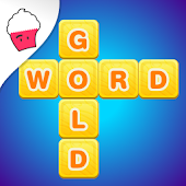Words of Gold - Scrabble Offline Game Free