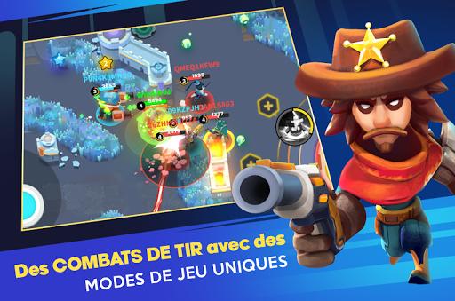 Télécharger Heroes Strike - 3v3Moba & bataille royale -Offline APK MOD (Astuce) screenshots 1