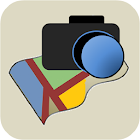Photo Earth: Map & Geotag Pics icon