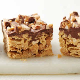 No-Bake Snickers™ Chex™ Bars.