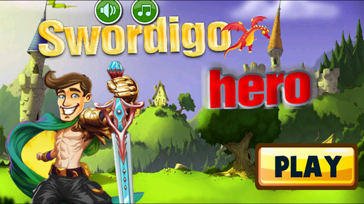 Swordigo hero