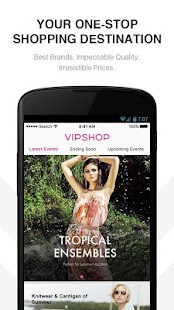 VIPSHOP - Fashion Clothing, Bags & Jewelry- screenshot thumbnail