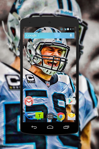 Luke Kuechly Wallpaper HD