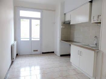 Appartement 3 pièces 58,58 m2