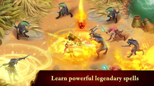 Guild of Heroes MOD 1.63.9 (Free Improving) Apk 8