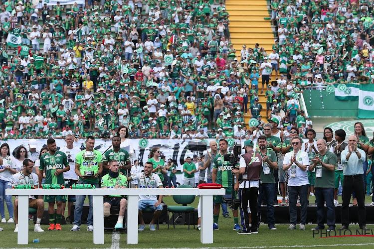 Quatre ans après, le football brésilien est à nouveau victime d'un accident d'avion