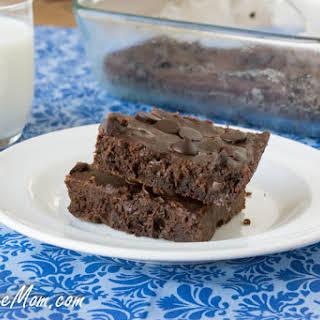 Sugar Free Chocolate Brownies.
