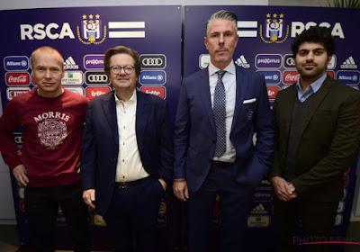 Wie is Aaron Kanwar, de man die aan de zijde van Verschueren, Coucke en Zetterberg werd voorgesteld bij Anderlecht?