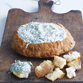 Gluten-Free Spinach Cob Loaf