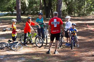 Photo: the kids mtn bike clinic