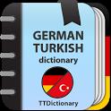 German Turkish: Free offline dictionary dictionary icon