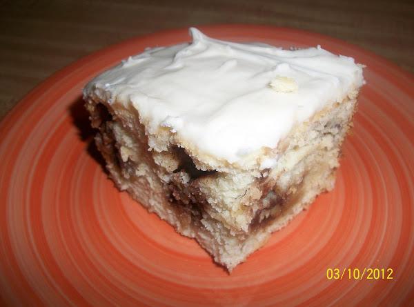 Cinnamon Streusel Kuchen Recipe