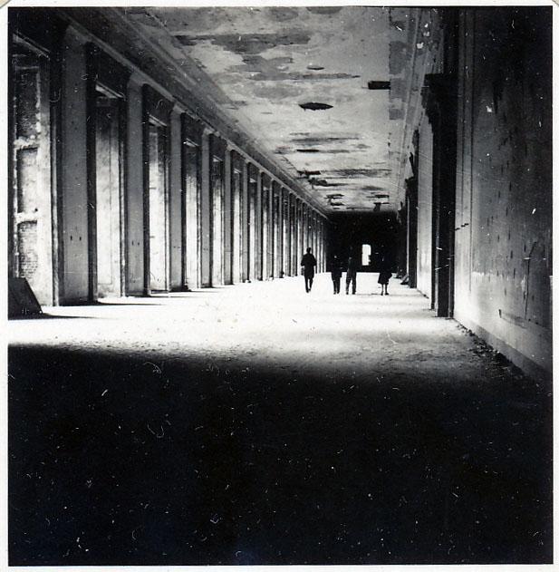 Photo: Reichs Chancellery, Berlin, Sept 1946