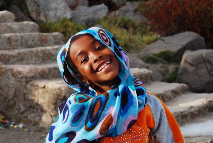 Sorriso Nubiano di Jorjo