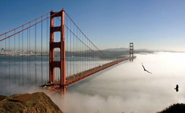 Golden Gate Bridge, São Francisco