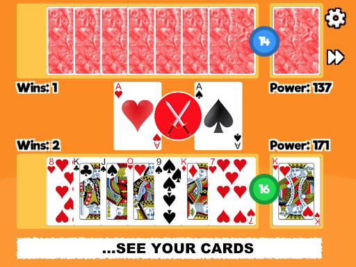 War - Card War 2.7 screenshots 15