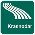 Krasnodar Map offline