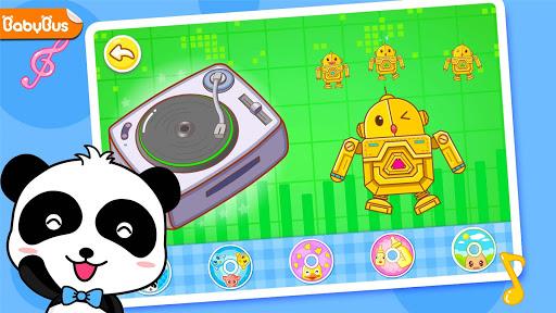 ベビー童謡DJ-BabyBus 子ども向け音感トレーニング