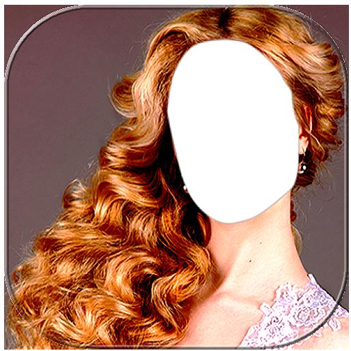 Bridal Hairstyle Photo Frames 2018 (app)