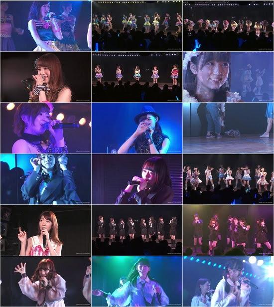 """(LIVE)(公演) AKB48 チームB """"ただいま 恋愛中"""" 公演 初日 151223"""