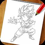 How To Draw DBZ