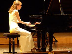 Photo: Eva Szalai speelde daarna de mooie Variaties over  'Weinen, Klagen, Sorgen, Zagen' (S180)